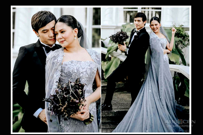 LOOK: Mr. and Mrs. Cipriano's