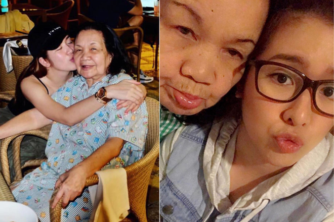 LOOK! These kulitan moments of Angeline with her 'forever love' will surely touch your heart!