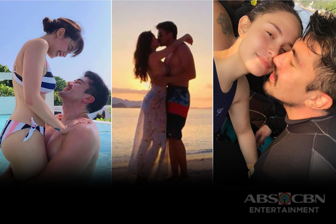 Sweet Photos of Luis and Jessy that show how they treasure each other!