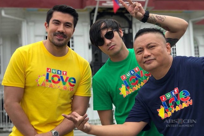 PHOTOS: Just Love Araw-Araw With I Can See Your Voice Family