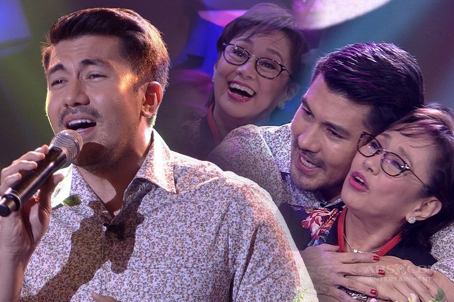 PHOTOS: Luis Manzano celebrates his birthday with Vilma Santos On I Can See Your Voice