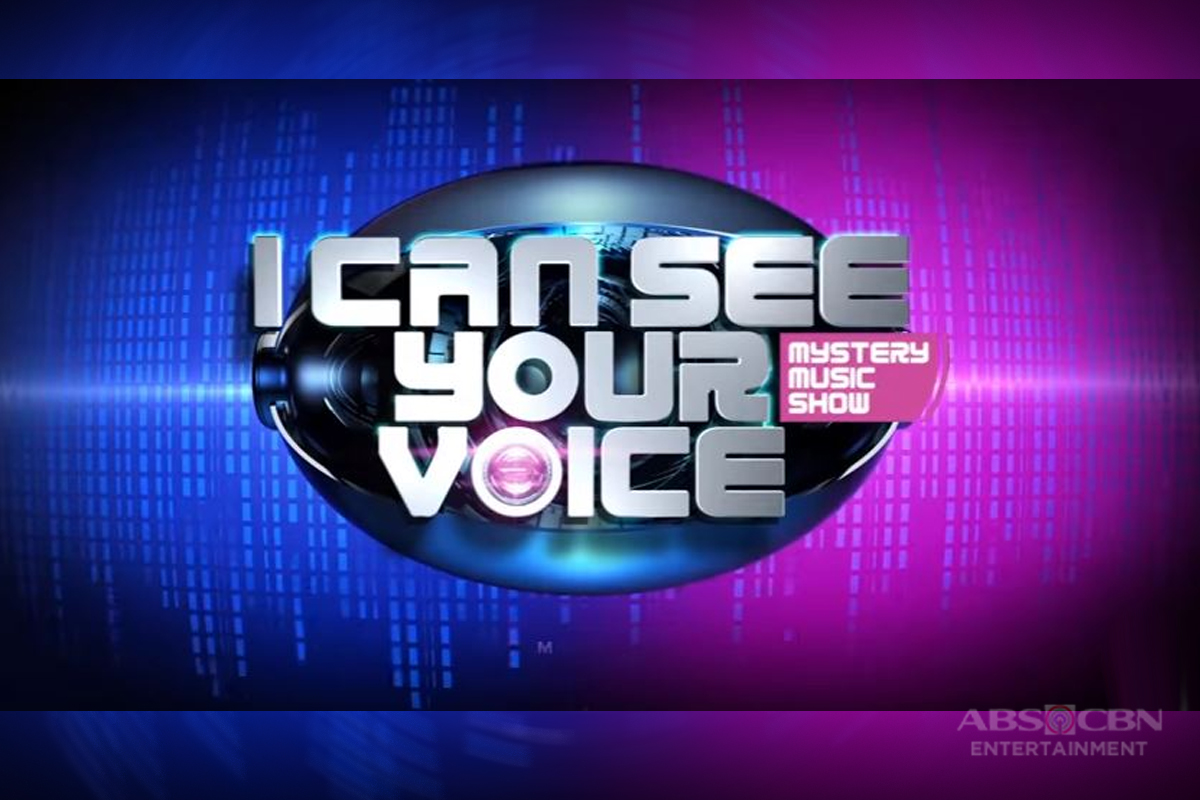 """Mystery music game show """"I Can See Your Voice"""" premieres on ABS-CBN"""