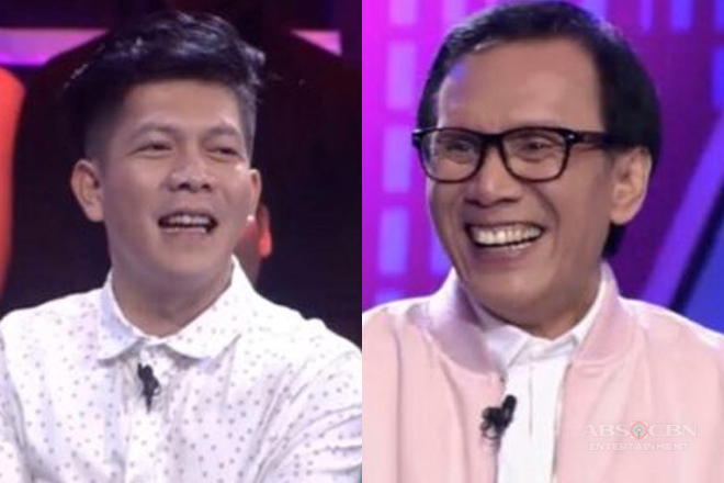 """OPM Icon Rey and """"Pilipinas Got Talent"""" winner play in """"I Can See Your Voice"""""""