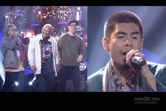 Stage Of Truth: Italian! Baka Mawala, nagkaroon ng pagkakataon na maka-duet ang Salbakuta!