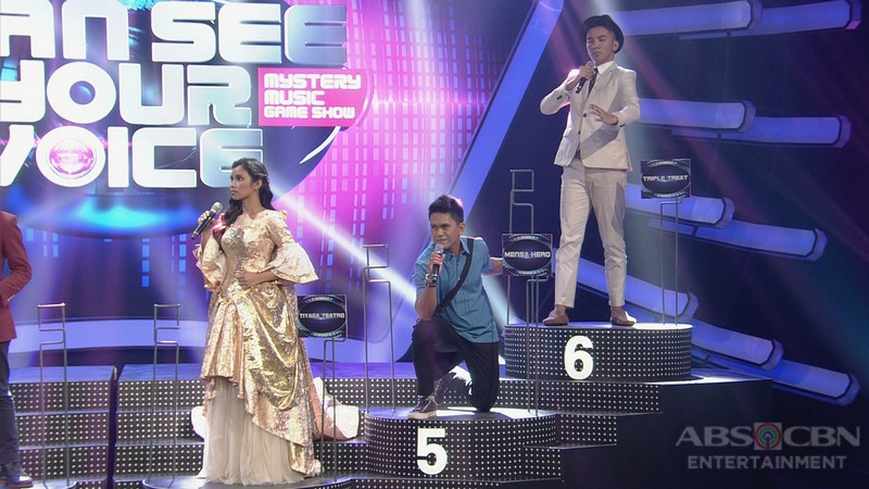 PHOTOS: Gary Valenciano on I Can See Your Voice Pilot Episode