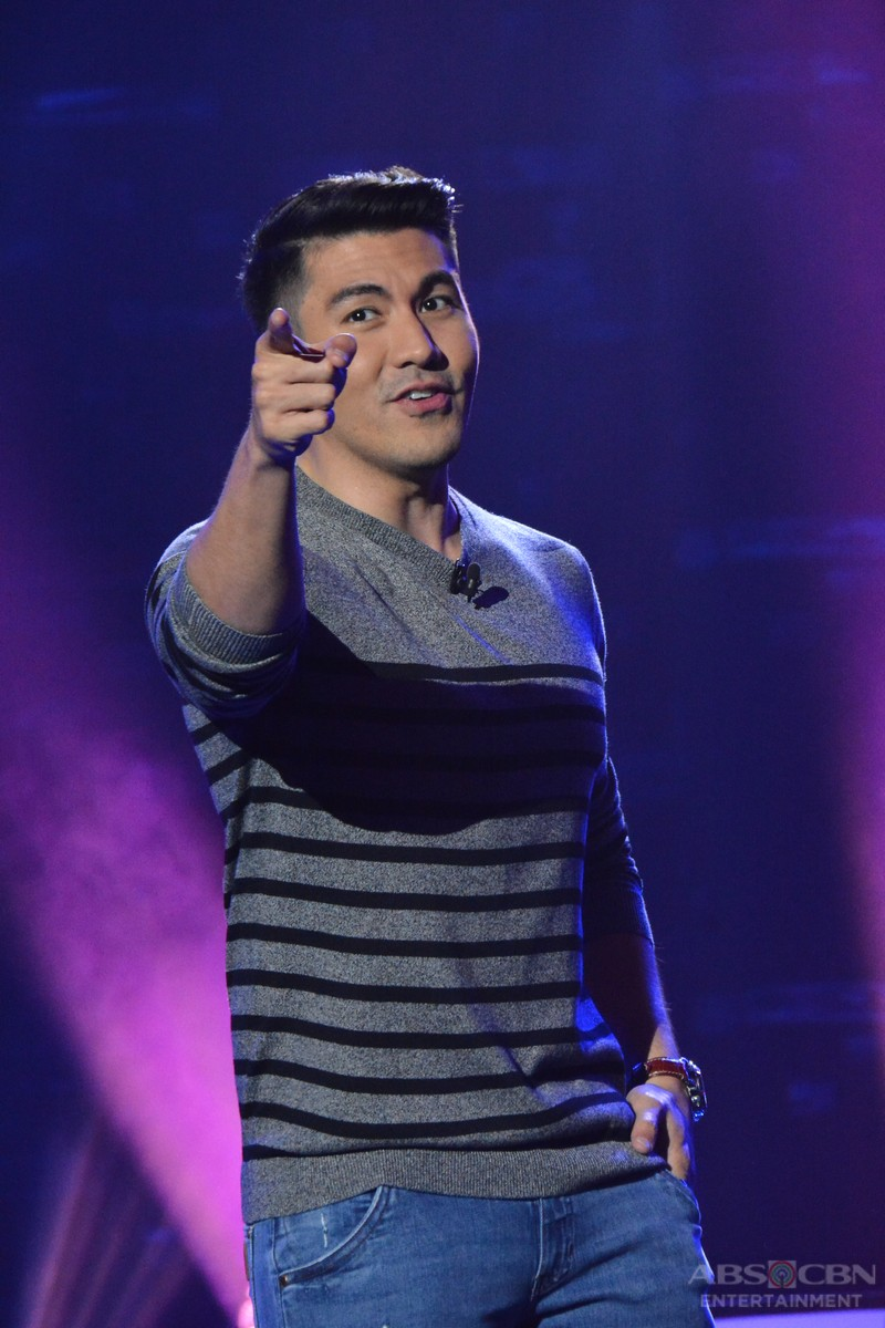 PHOTOS: Ogie Alcasid on I Can See Your Voice