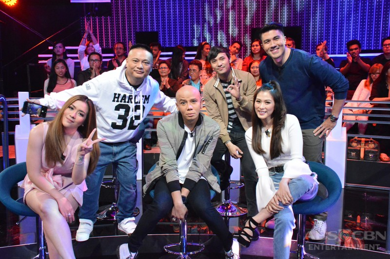 PHOTOS: Asia's Nightingale Lani Misalucha on I Can See Your Voice