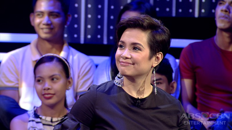 PHOTOS: Lea Salonga on I Can See Your Voice