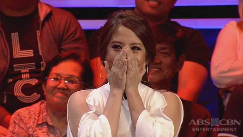 PHOTOS: Jolina Magdangal On I Can See Your Voice