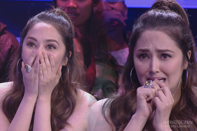 PHOTOS: Jessa Zaragosa on I Can See Your Voice