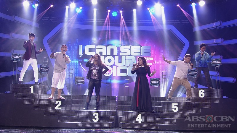 PHOTOS: Zsa Zsa Padilla On I Can See Your Voice