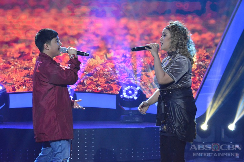 PHOTOS: Jake Zyrus on I Can See Your Voice