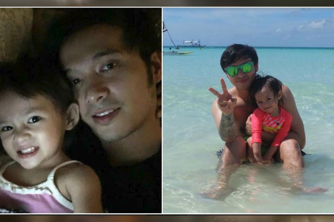 LOOK: Meet the little angel that rocked Kean Cipriano's world!
