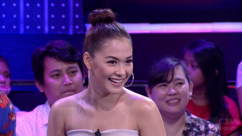 IN PHOTOS: Maja Salvador On I Can See Your Voice