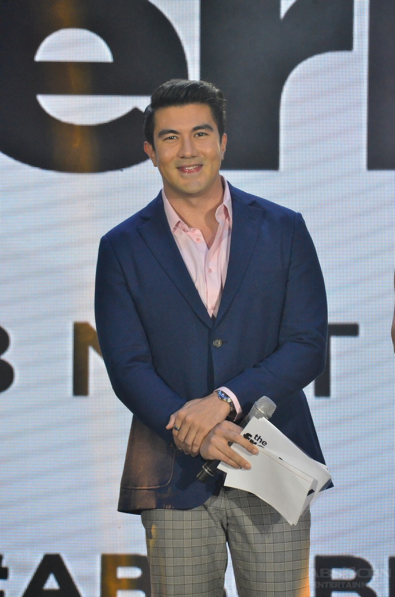 PHOTOS: Luis and I Can See Your Voice Singvestigators at The Front Row Experience: An ABS-CBN Trade Event