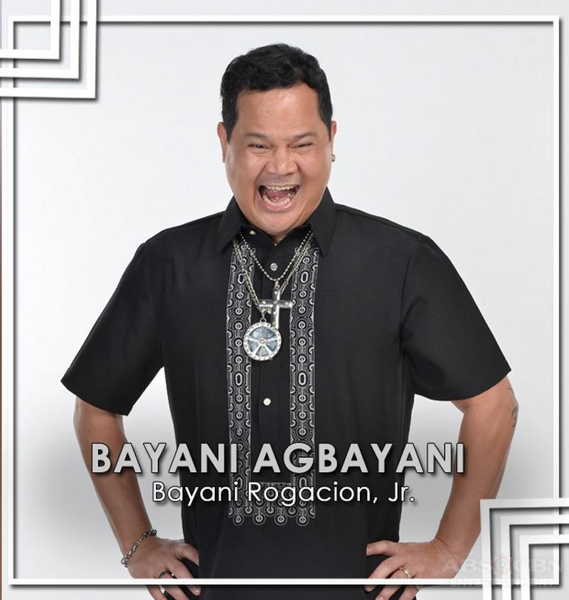 """Mga nakakagulat na totoong pangalan ng inyong paboritong """"I Can See Your Voice"""" Family"""