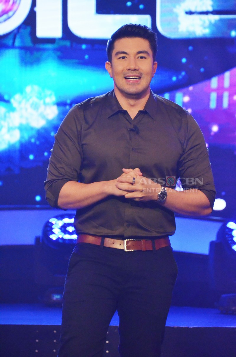 Behind-The-Scenes: Edu Manzano and Bayani Agbayani on I Can See Your Voice