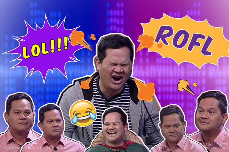 7 most hilarious moments of Bayani Agbayani in I Can See Your Voice that left us ROFL ing 1