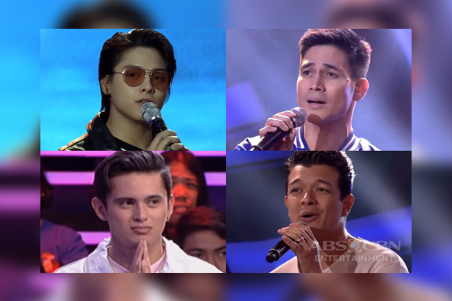 Kapamilya leading men who joined the fun in I Can See Your Voice