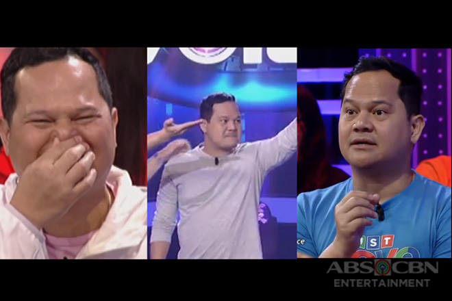 7 most hilarious moments of Bayani Agabayani in I Can See Your Voice that left us ROFL-ing