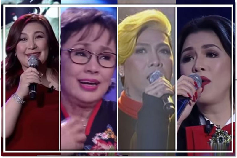 THROWBACK Biggest stars take fun and excitement to the next level on I Can See Your Voice 1