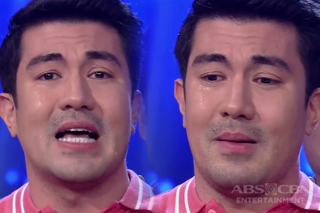 WATCH: Luis in tears as he bids goodbye on I Can See Your Voice